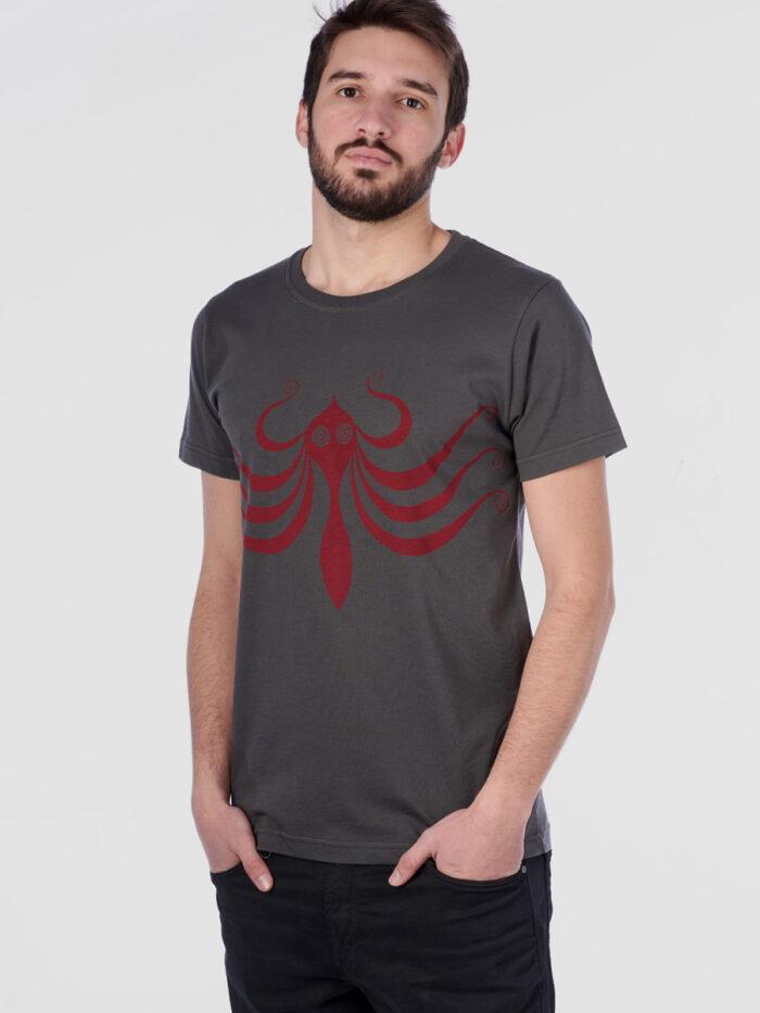 mens_t-shirt_octopus_I_dark-grey_front_inspira