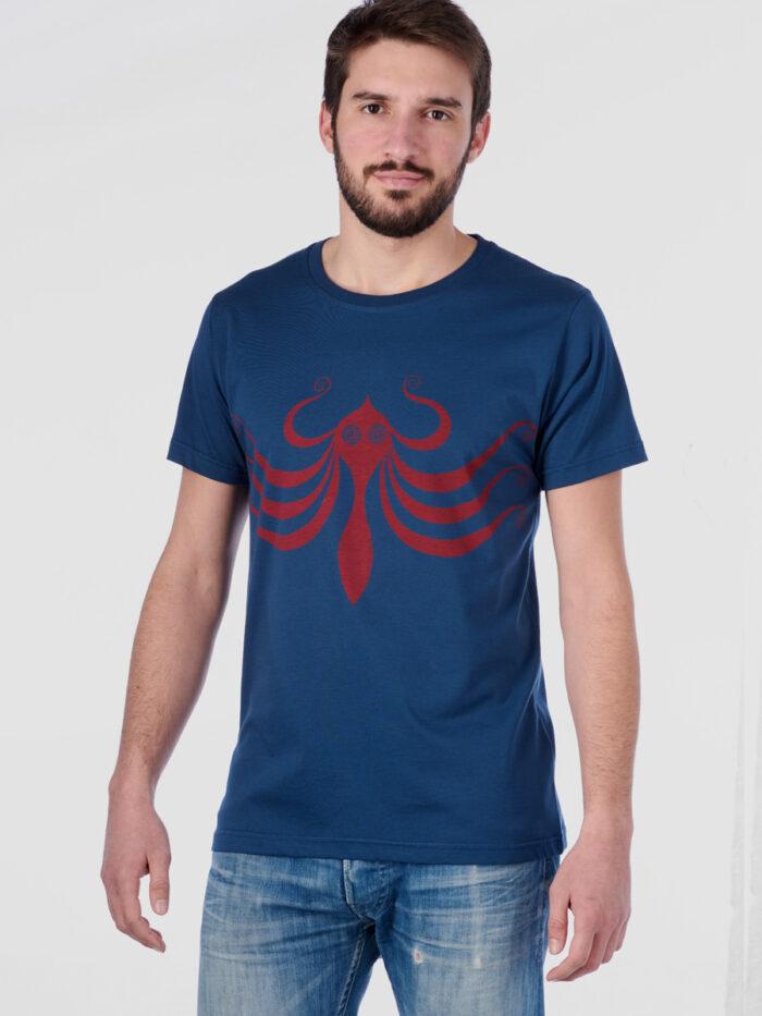 mens_t-shirt_octopus_I_indigo-blue_front_inspira