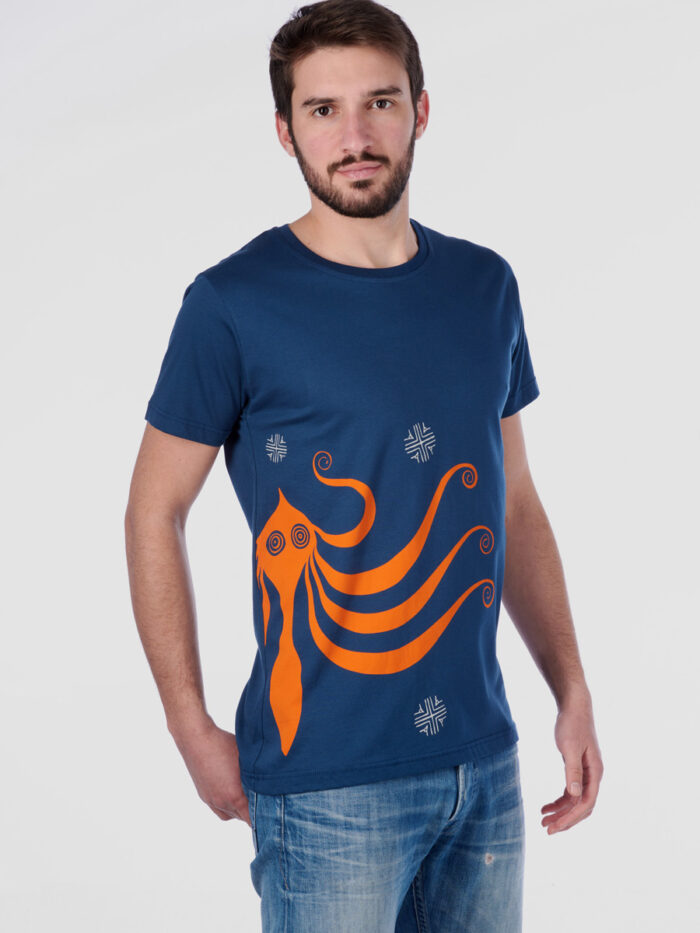 mens_t-shirt_octopus_II_indigo-blue_front_inspira