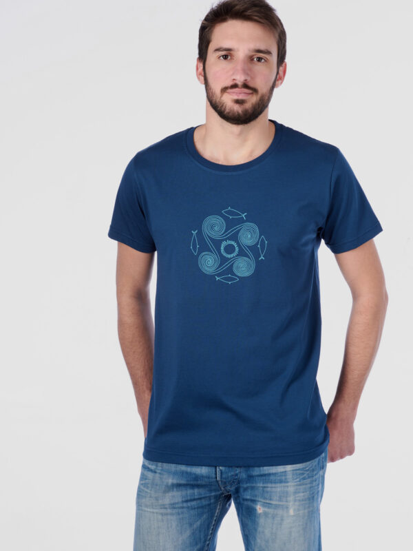 mens_t-shirt_eternal-spiral_indigo-blue_front_inspira