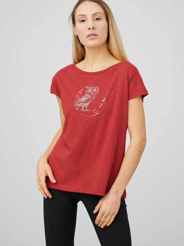 womens_cap-sleeve-top_wisdom_firebrick-red_front_inspira