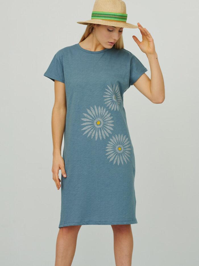 womens_loose-cap-sleeve-short-dress_rosettes_petrol_side_inspira