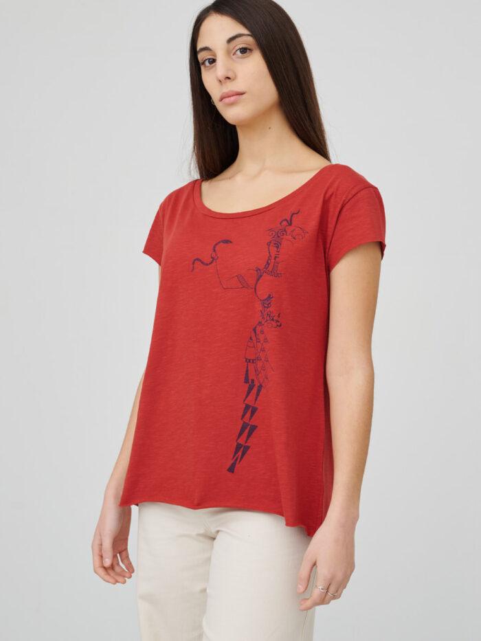 womens_back-slit_snake-goddess_firebrick-red_front_inspira