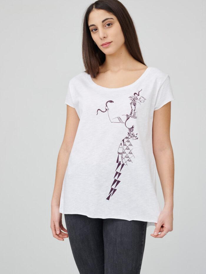 womens_back-slit_snake-goddess_white_front_inspira